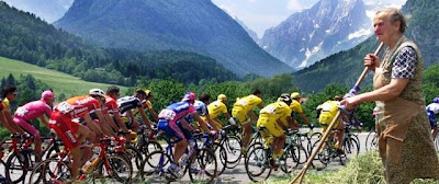 Giro, Italian Dolomites