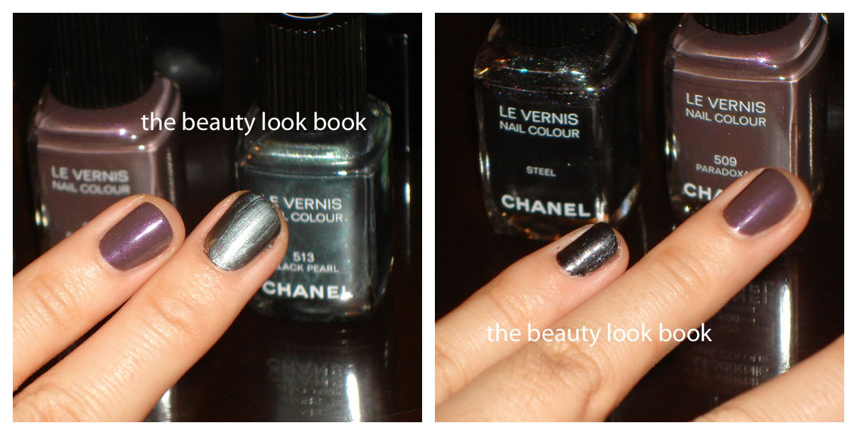 Nail Polish Styling: How Do You Coordinate Colors? | The Beauty Look ...
