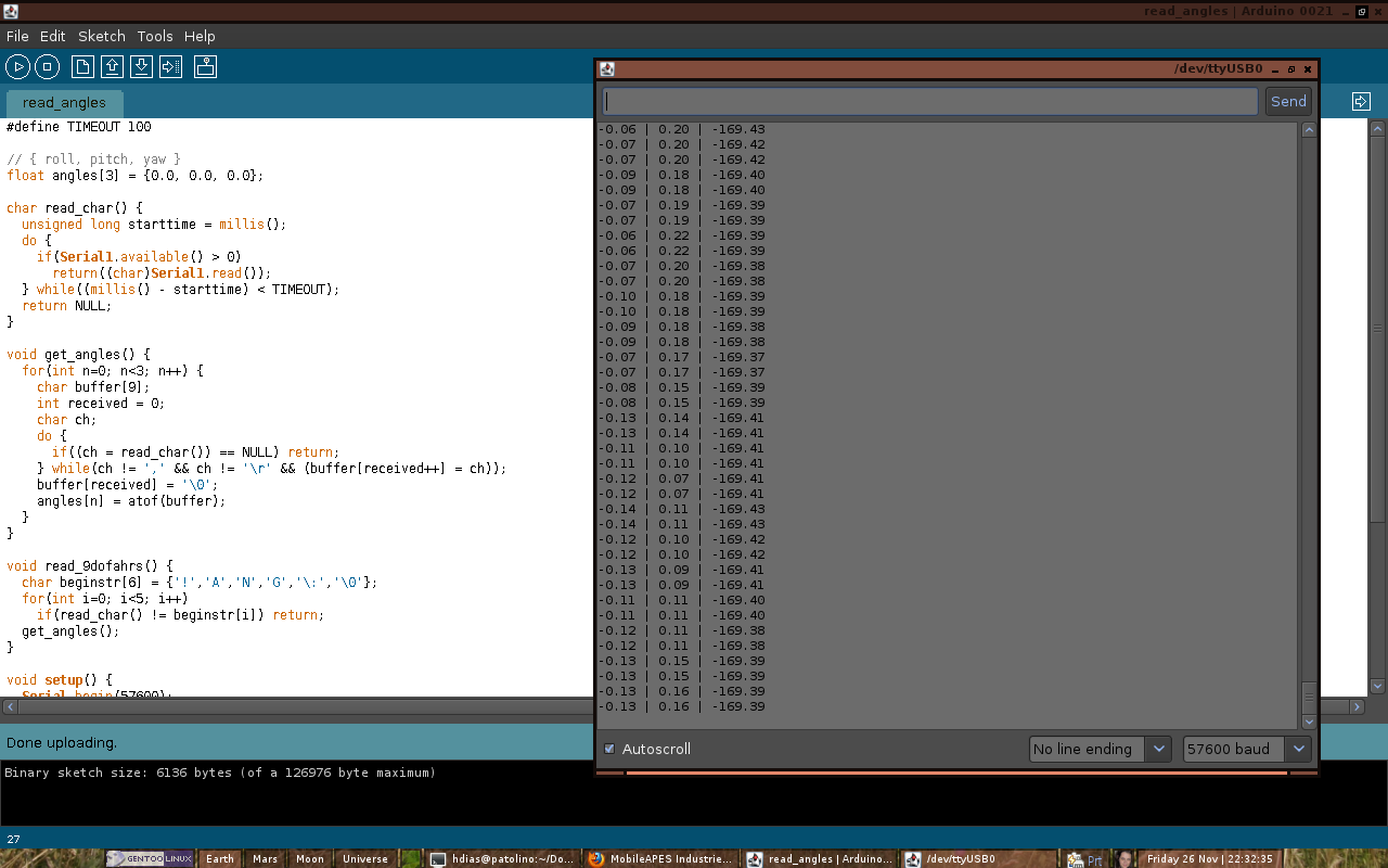 Terminal codes ANSI/VT100 introduction Bash