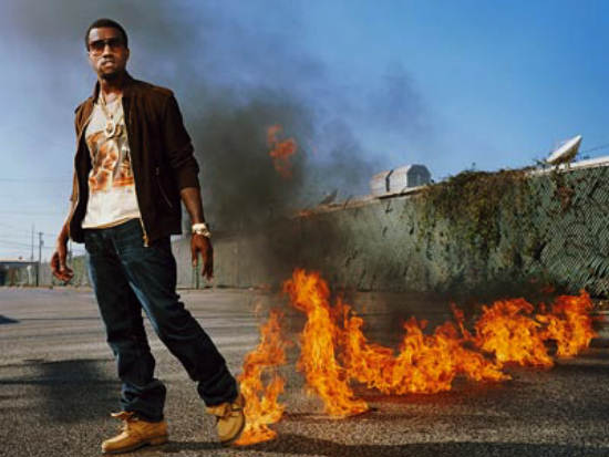 kanye west power album art. Kanye West#39;s mere presence has