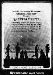 'Good Blessing'