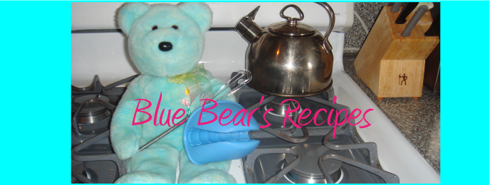 Blue Bear's Blog