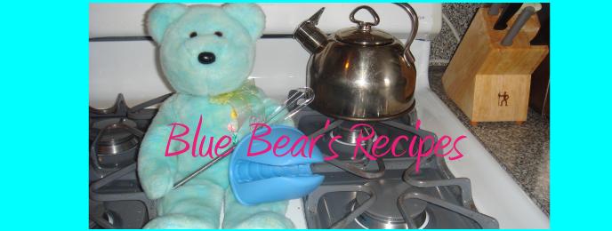 Blue Bear's Blog