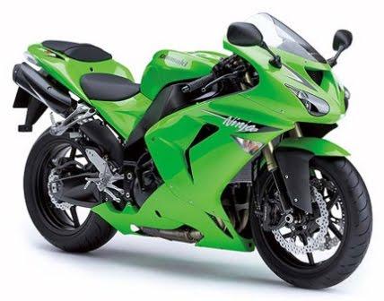 Kawasaki Ninja Honda_CBR1000RR_Fireblade