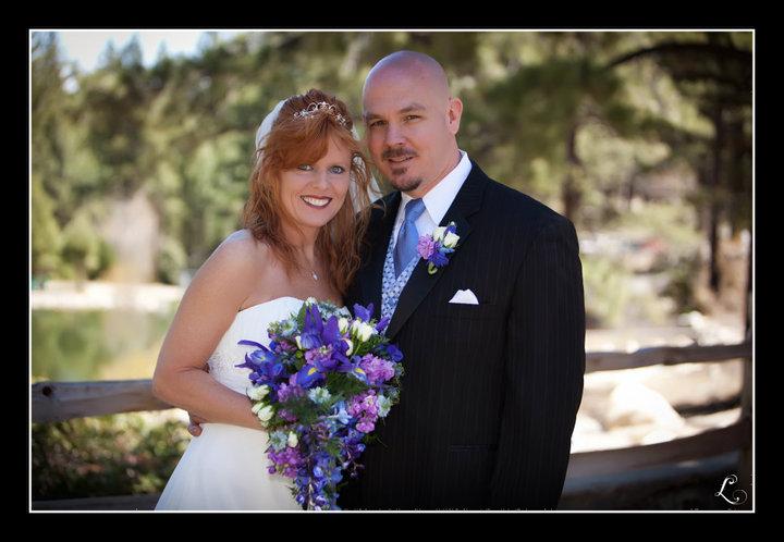 Brandon teresa wedding