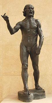 Η φωτογραφία του Λιαντίνη John-the-Baptist+Rodin