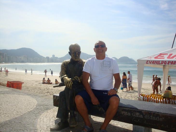 Praia de Copacabana - Rio de Janeiro(RJ)