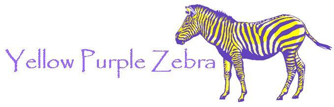 yellowpurplezebra