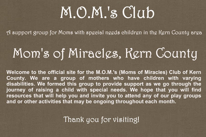 M.O.M.'s (Moms of Miracles) Club