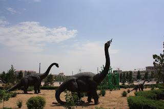 Erlian Dinosaurs Park