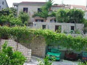 Apartments Matulić, Postira, island Brač, Croatia
