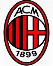 AC Milan 1899 logo download besplatne slike pozadine za mobitele