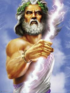 Grčki Bog Zeus download besplatne pozadine sličice slike za mobitele