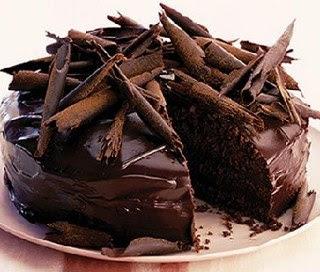Crna čokoladna torta recepti za kolače i torte