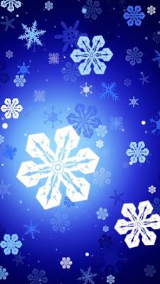 Snježne pahuljice download besplatne pozadine slike za mobitele