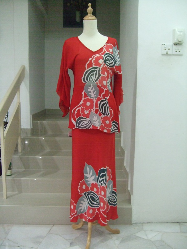 Pola Baju Kurung Kedah Moden