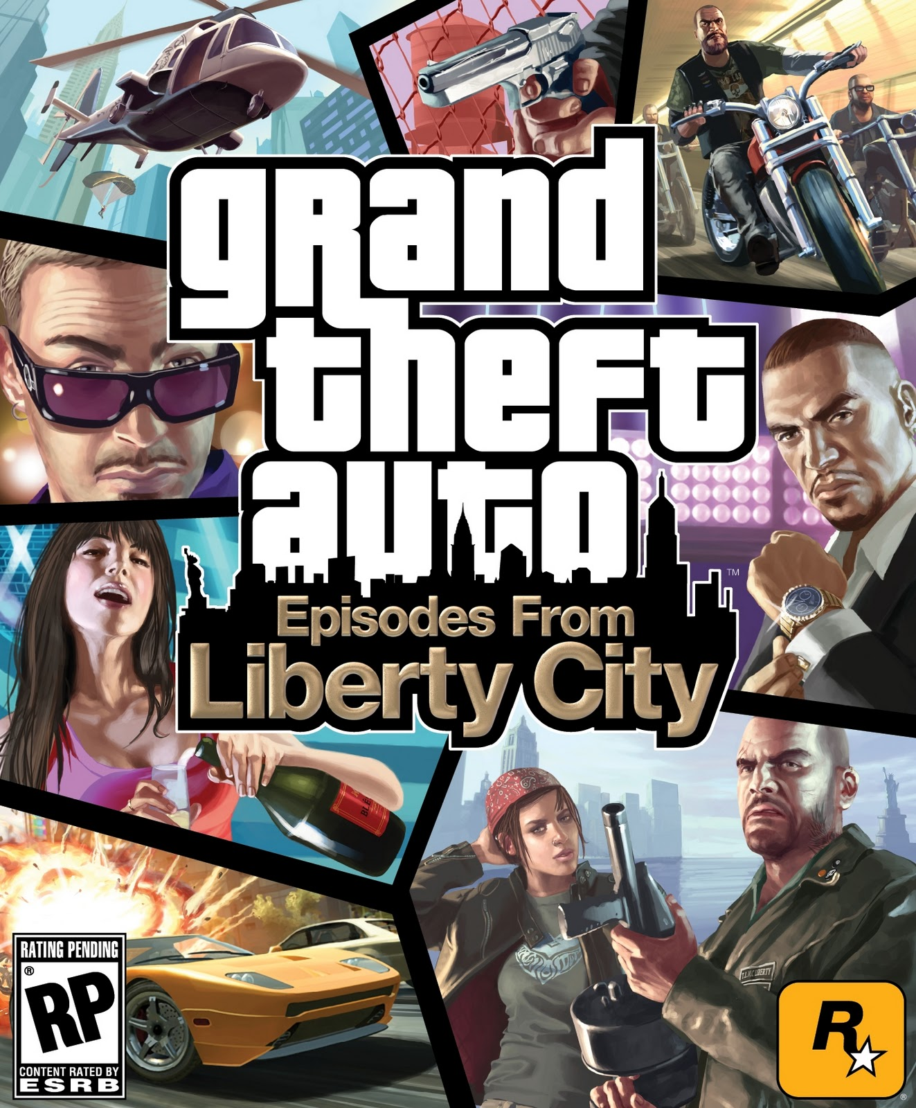 Cheats For Gta 4 Episodes From Liberty City Xbox 360
