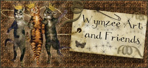 Wymzee Art Friends Showcase
