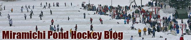 Miramichi Pond Hockey