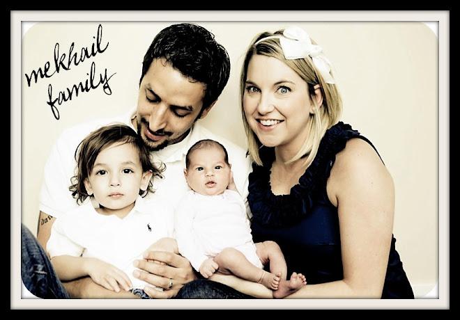 The Mekhail Family