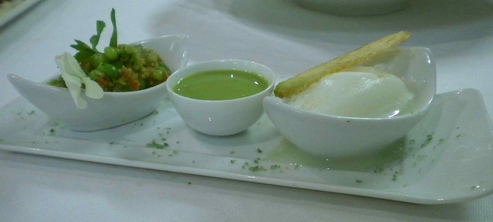 Sjoerd at Le Cordon Bleu Paris - superior cuisine 2010
