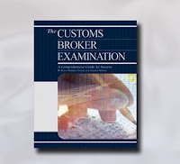 Customs broker test questions