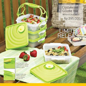 Promo Tupperware September 2010