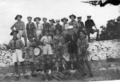 Πρόσκοποι και Λυκόπουλα αρχές δεκαετίας του ΄50