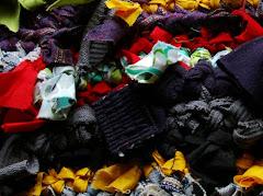 ropa reutilizada