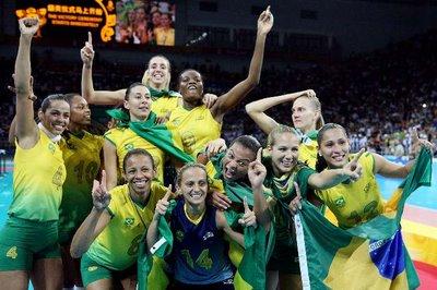 Seleção brasileira feminina de voleibol