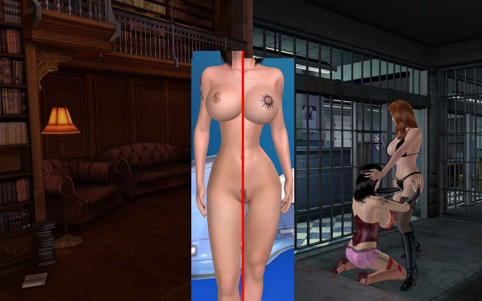 Oxins 3d sexvilla screenshots hentay movies