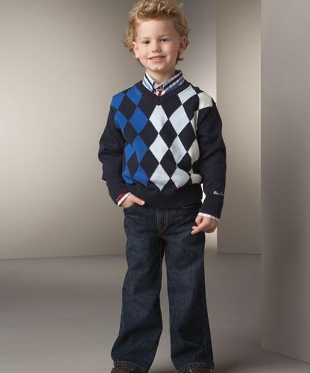 رد: ملابس شتوية لأطفالك