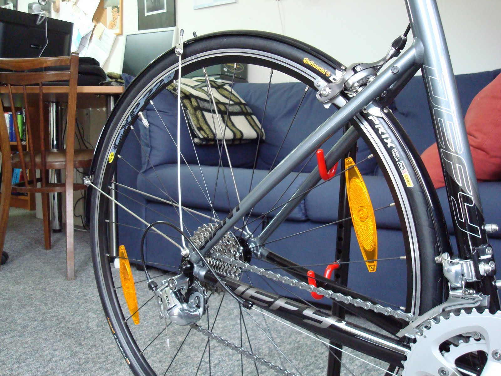 How To Fit Giant Defy Road Fenders Cycling Uk Forum