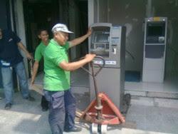 Pindahan 2 unit ATM