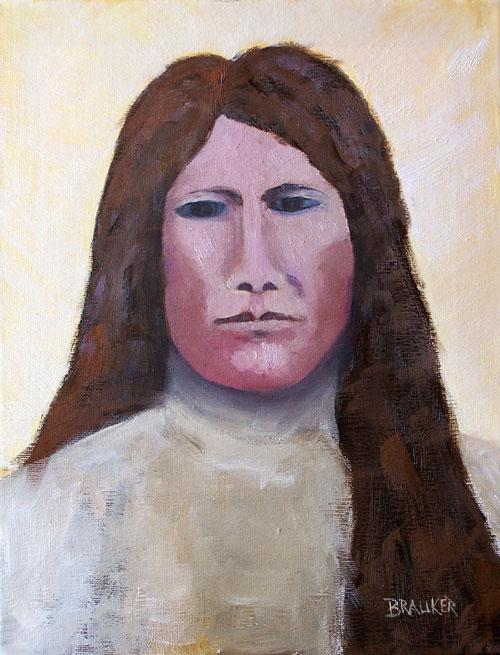 Bill Brauker Art: Crazy Horse