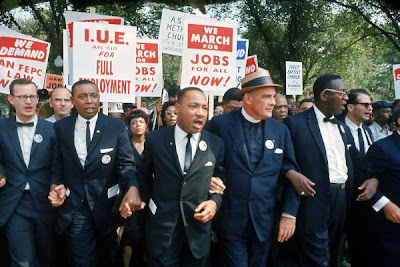 Martin Luther King Full Employment March