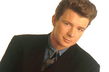 Rick Astley on Japanese TV