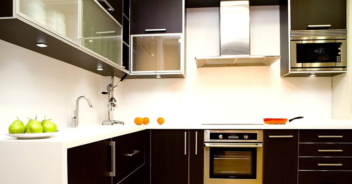 Dise o y decoraci n de cocinas una nueva luz para tu cocina - Luz para cocinas ...
