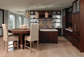 cocina-abierta-madera-oscura-madrid-linea-3-cocinas