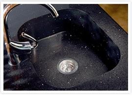 Dise o y decoraci n de cocinas fregaderos integrados de - Linea 3 cocinas ...