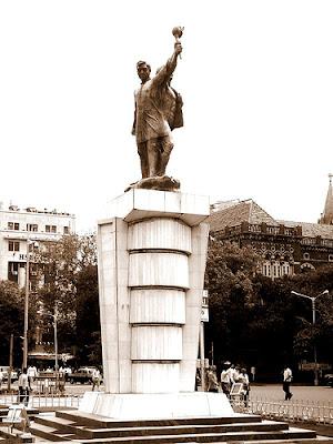 Hutatma Chowk Mumbai
