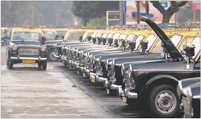 India: taxi Padmini a rischio estinzione