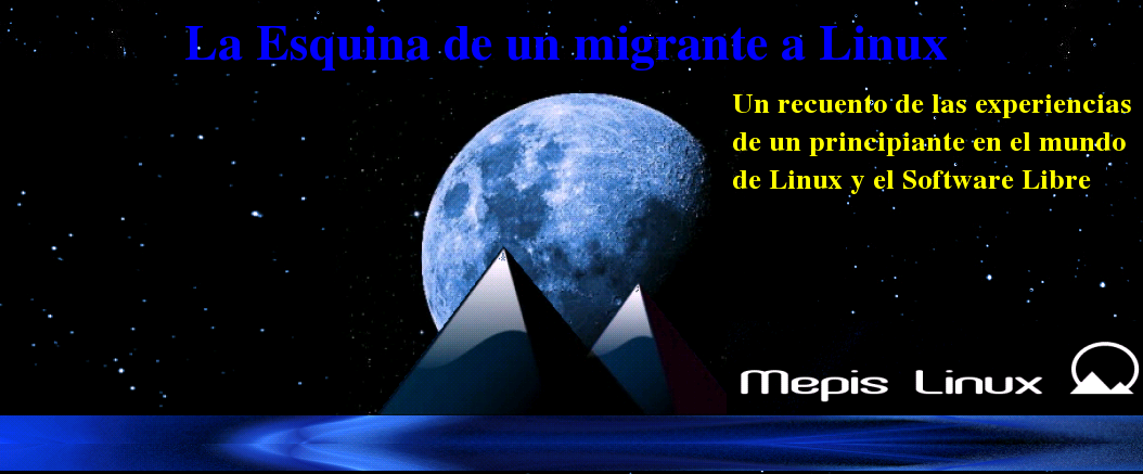 La Esquina de un Migrante a Linux