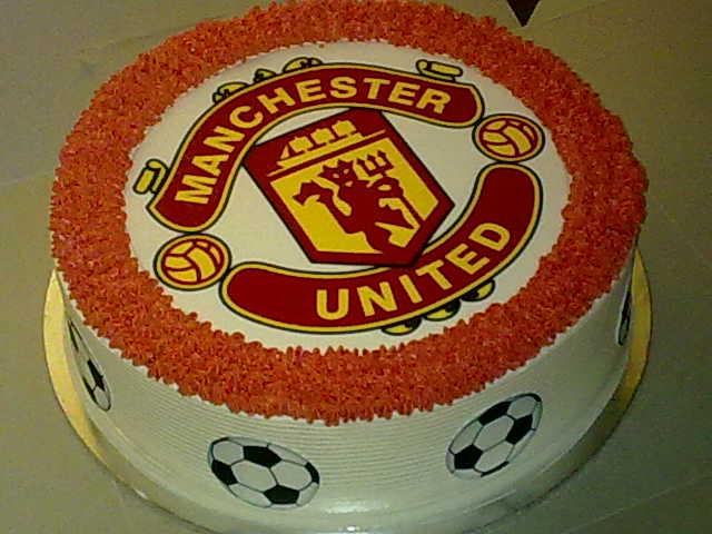 Manchester United Birthday Cake Sainsbury
