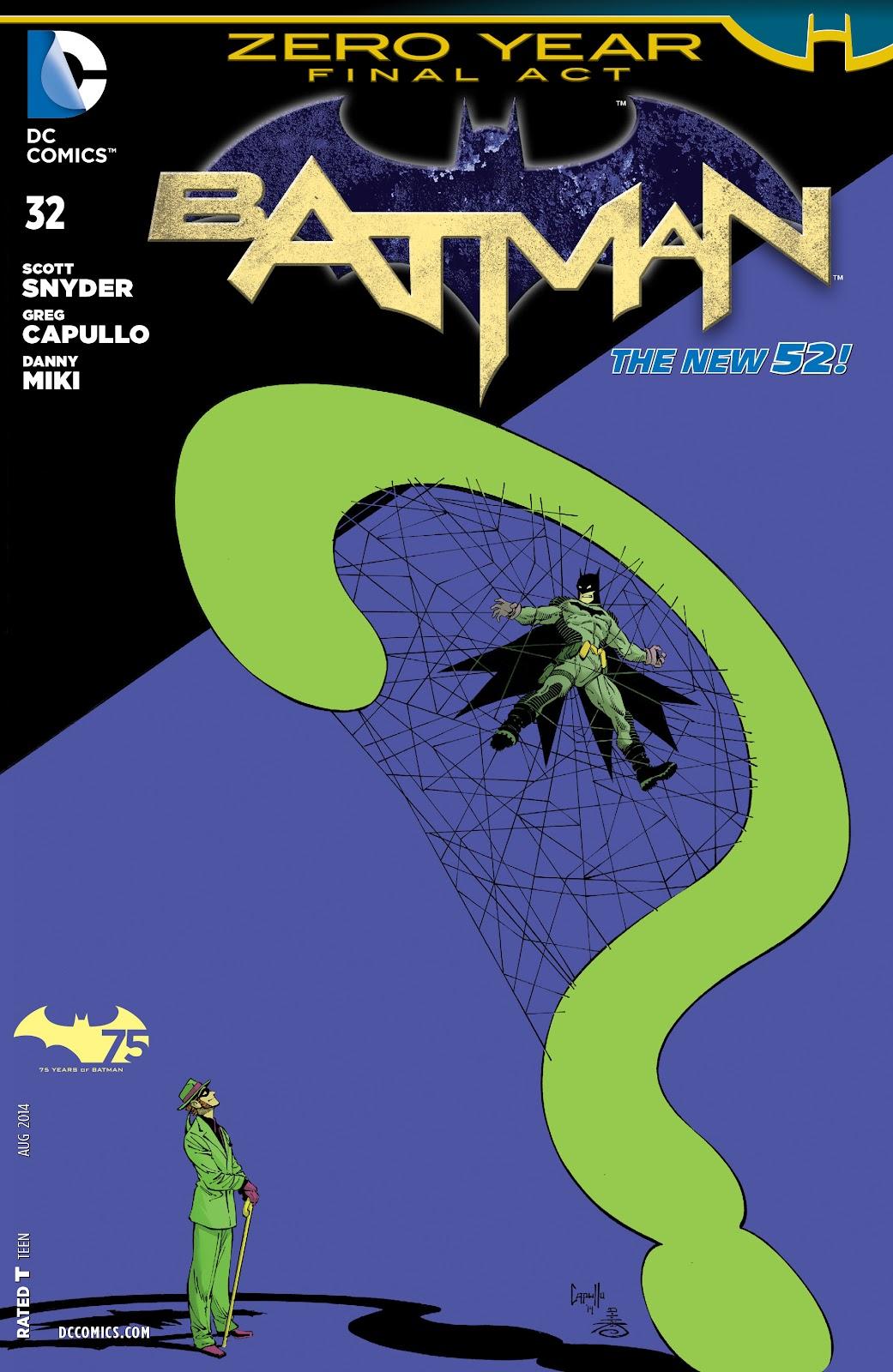 Batman (2011) Issue #32 #51 - English 1
