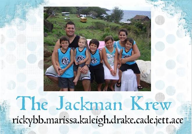 The Jackman Krew