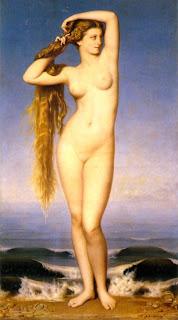 Nacimiento de Venus, Duval