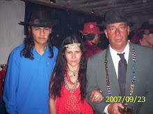 exu rey & filhios( cigana y rey)