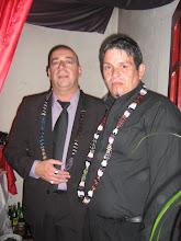 PAE FABIO D'OXALA Y MI HIJO LUIS D'XANGO