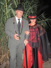 EXU REY & ROSA VERMELHA